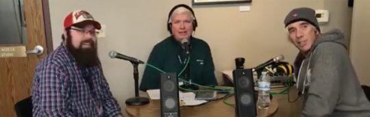 Damien Patrik on Tim Bremel Radio Show